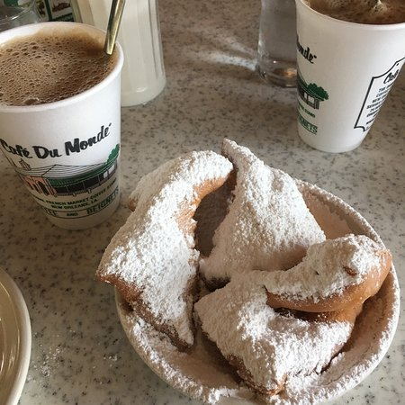Cafe Du Monde ภาพถ่าย