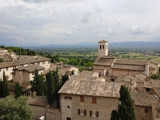 Hotel Giotto Assisi ภาพถ่าย
