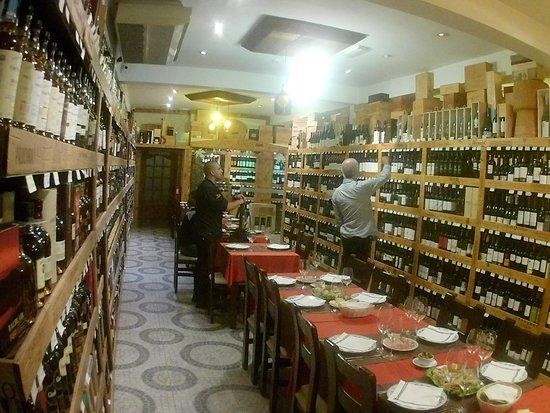 Veneza: Vinho e comida