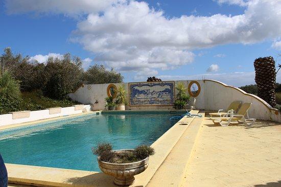 Quinta do Cano: piscina