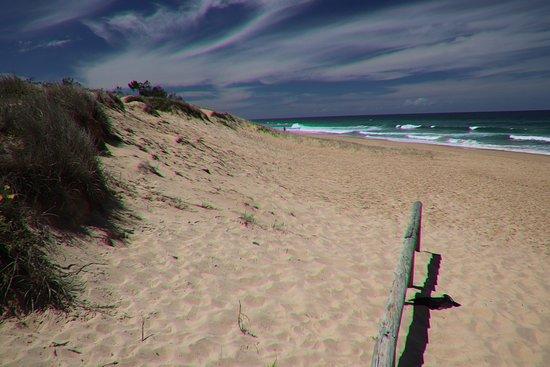 Kawana Beach: I enjoyed walking here