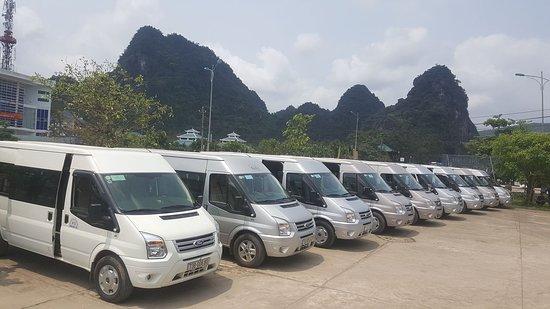 Phong Nha Transportation