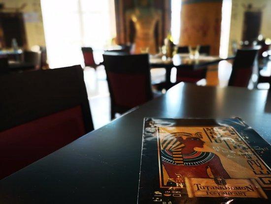 Tutankhamon Restaurant Photo