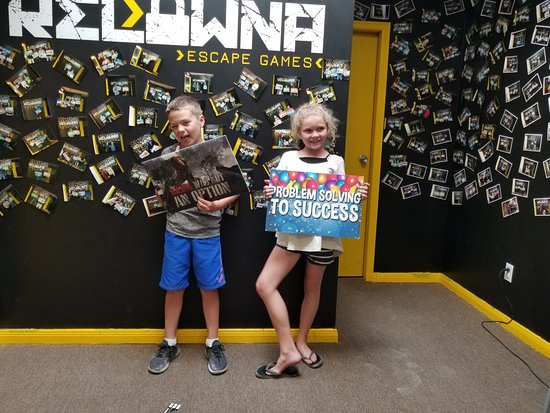 Xperience Kelowna Escape - Escape Room & Virtual Reality Arcade: Player Pics