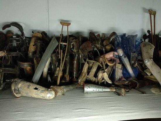 Państwowe Muzeum Auschwitz-Birkenau: Triste