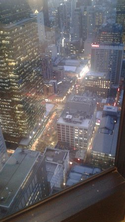 Sofitel Melbourne: From our room