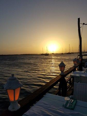 Amuse Sunset Restaurant Aruba Photo