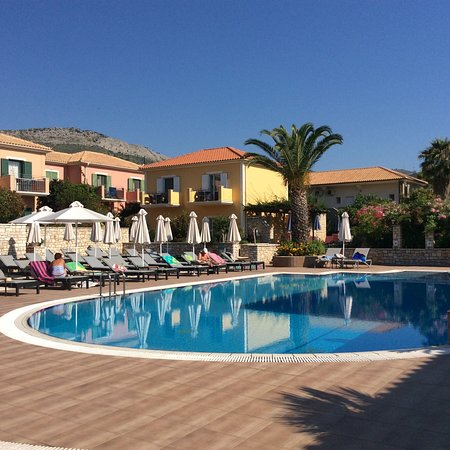 9 Muses Hotel Skala Beach Photo
