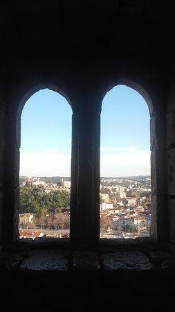 Castelo de Leiria照片