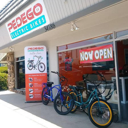 ‪‪Dana Point‬, كاليفورنيا: Pedego Dana Point offers rentals, service and sales‬