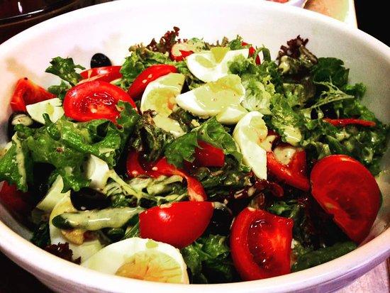 La Maison : Salade Niçoise