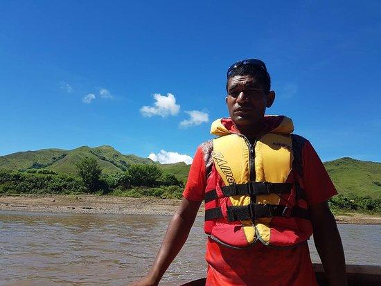 Sigatoka River Safari: Safety briefing