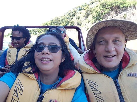 Sigatoka River Safari: racing down the river