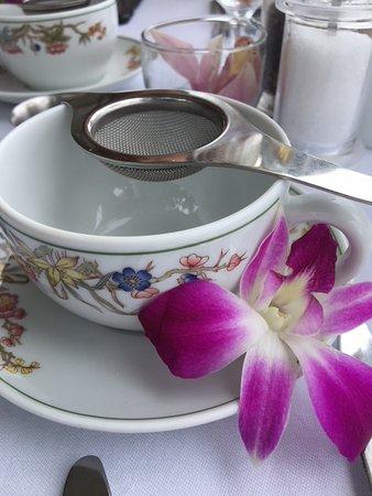 Beachhouse at the Moana: Afternoon Tea