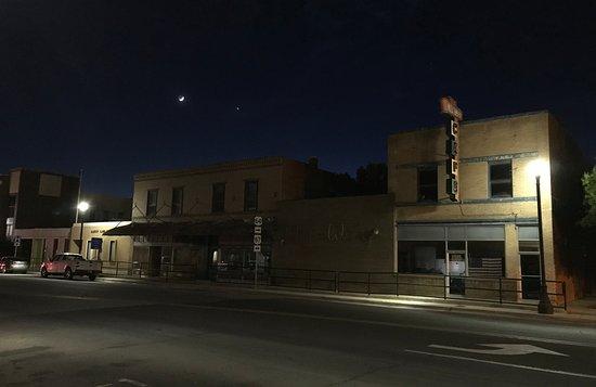 Herzstein Memorial Museum: Downtown Clayton Friday night