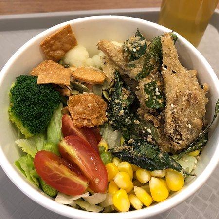 Foto de Great - the Healthier Fast Food