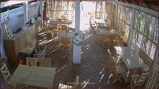 Wok-xaca: Interior del restaurante