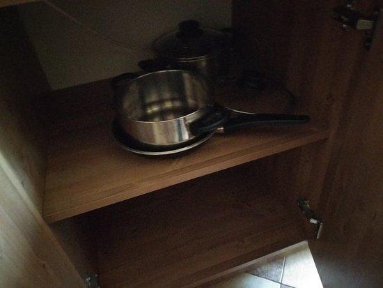 Hotel Debicki: Cocina parte I