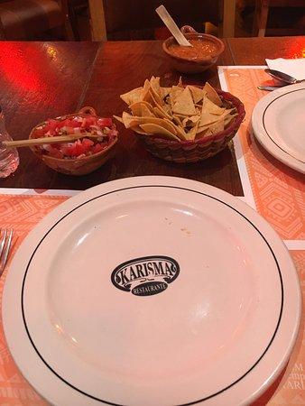 Karisma Cantina: Chips and salsa