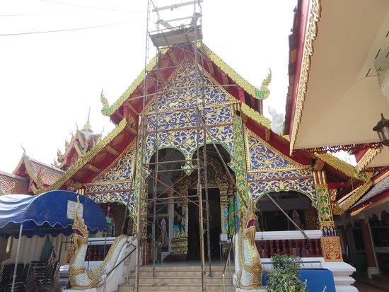 Wat Dab Pai照片