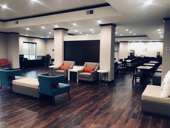 Sleep Inn & Suites Galveston Island : Lobby