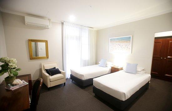 Hotel Bondi: Twin Room