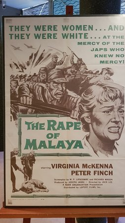 Democratic Government Museum: Propaganda and movie posters during Japanese occupation