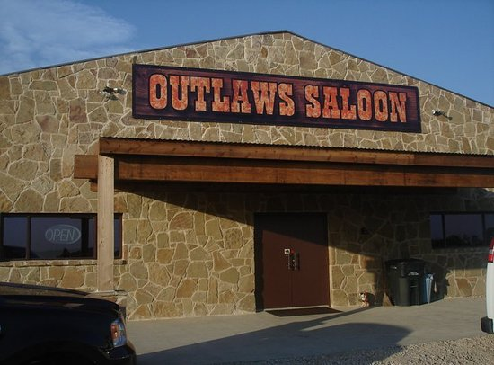 Terrell, TX: Outlaws Saloon