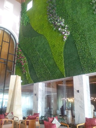 TRS Yucatan Hotel: Lobby
