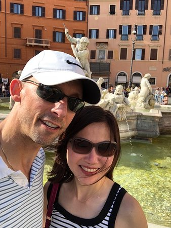 Piazza Navona: Great Fountains
