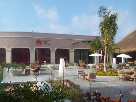 TRS Yucatan Hotel: Chic cabaret !!!