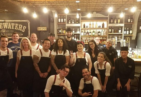 Gigglewaters: We love our staff!