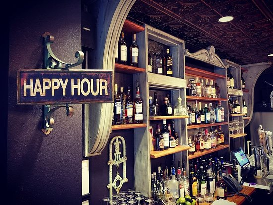 Gigglewaters: Happy Hour M-F from 3-6pm! $4 Stella, $5 Chard/Cab, $6 Bathtub Gin & Lemonade, half off popcorn!