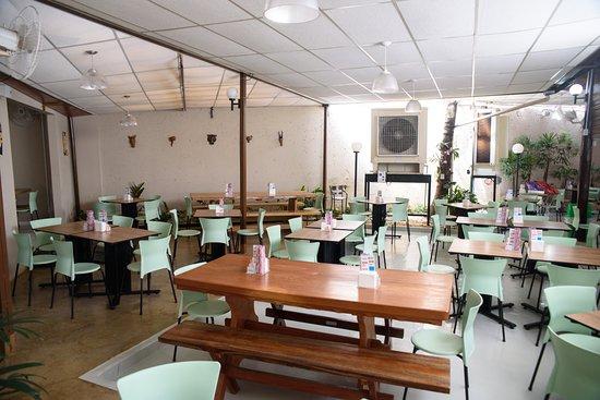 Terra Brasilis Restaurante: Nossa estrutura  - Terra Brasilis