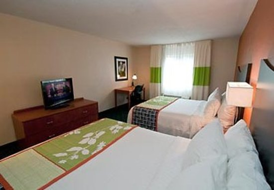 Stevens Point, WI : Guest room