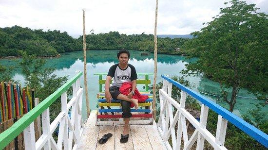 Raha, Indonesien: Danau Napabale