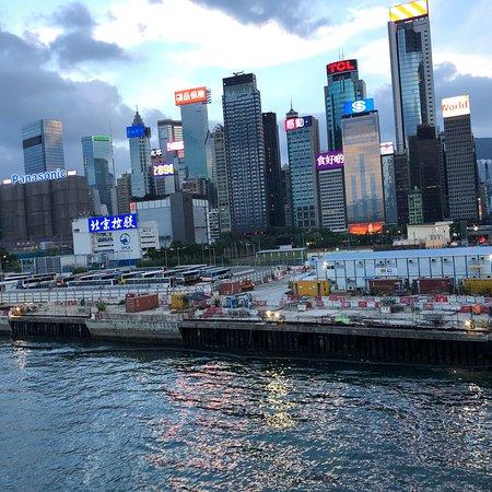 ฮ่องกงสกายไลน์ ภาพถ่าย