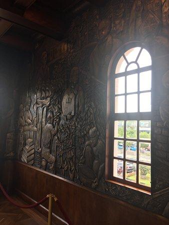 พิพิธภัณฑ์ศิลปะคอสตาริกา: inside