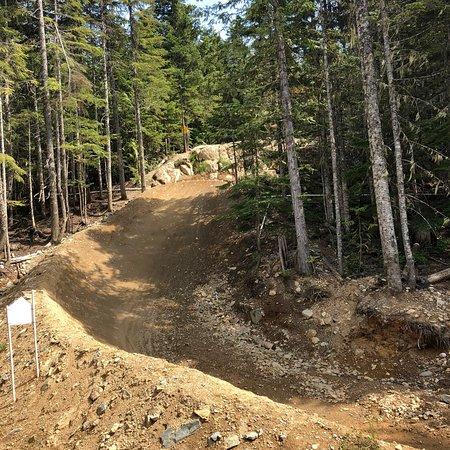 Whistler Mountain Bike Park照片