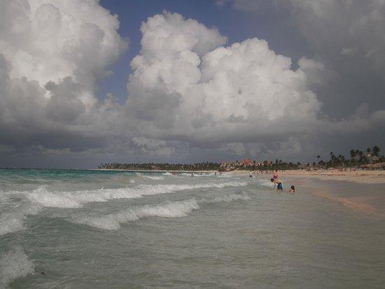 Hard Rock Hotel & Casino Punta Cana : beach