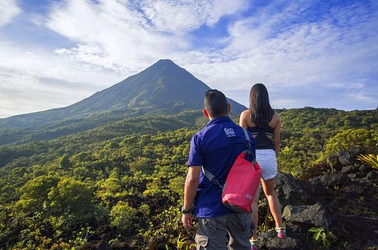 Arenal Volcano National Park Walk med...