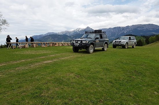 Privat 5-dagers off-road-eventyr i...