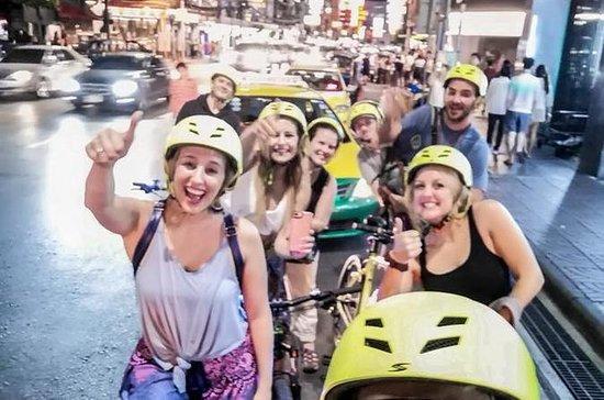 Small-Group Bangkok Night Bike Tour...