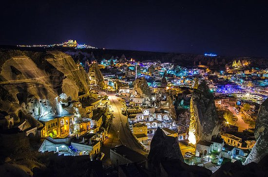 Cappadocia Sunset and Night tour with...