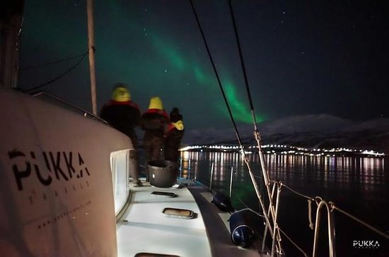 Recorrido en barco Northern Lights