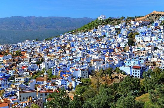The Blue City of Chefchaouen, Day trip...