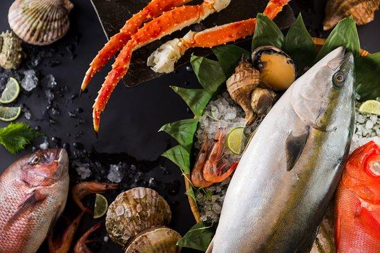 Chiyoda Sushi: FRESH SEAFOOD FROM JAPAN: