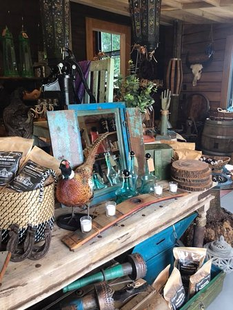 Wine Country Craft: A view from inside the store