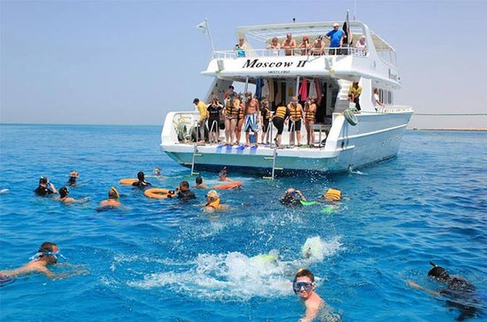 Snorkeling Trip Island Tiran de Sharm