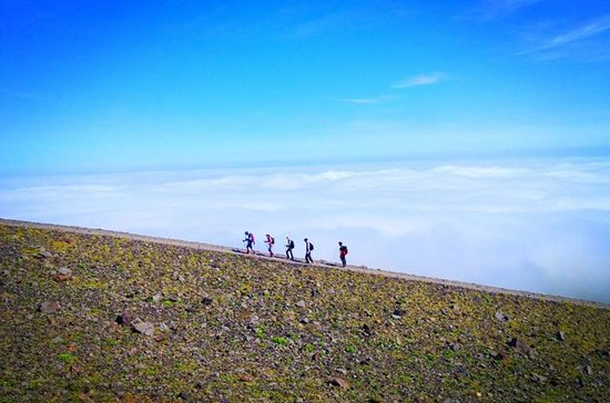 Mount Tarumae Vandring Dagstur